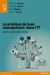 couverture La pratique du Lean Management dans l'IT