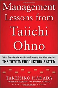10 management lessons taiichi ohno