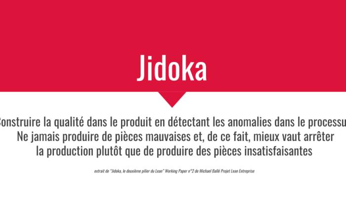 Le Jidoka