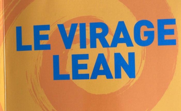 Pourquoi faut-il lire «Le virage Lean» de Art Byrne?